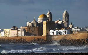 Catedral 3: Have you ever seen a Cathedral by the sea?