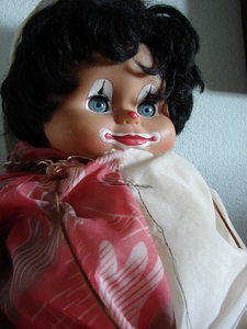 doll 9: from a real collection of my parents in Arad, Romania