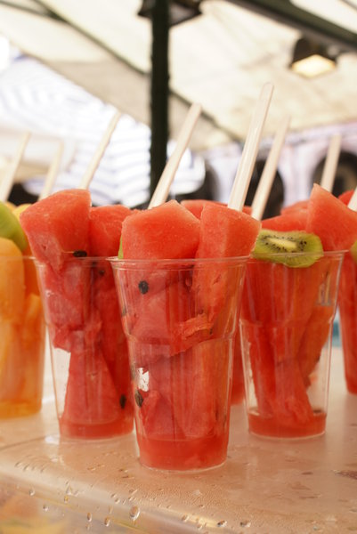 Fruits in a glass 2: Fruits in a glass from Venezia