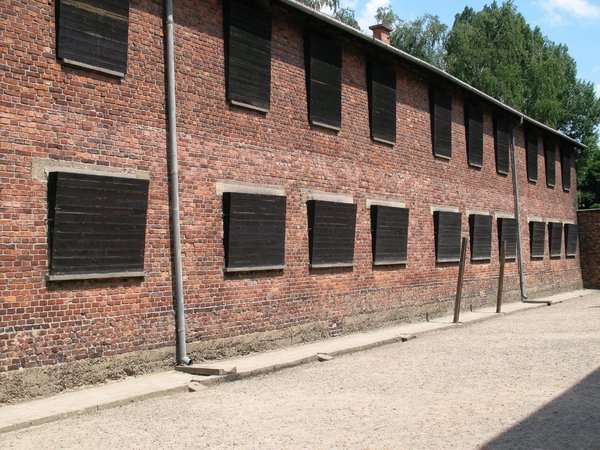 auschwitz 11: The Nazism concentration camp in Poland