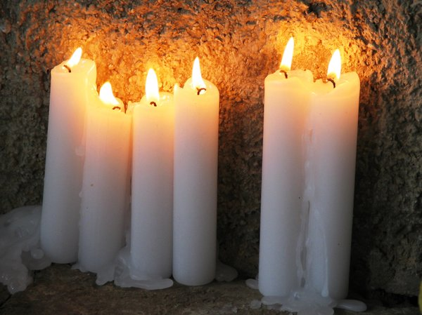 candels: candels on krk ireland in Croatia