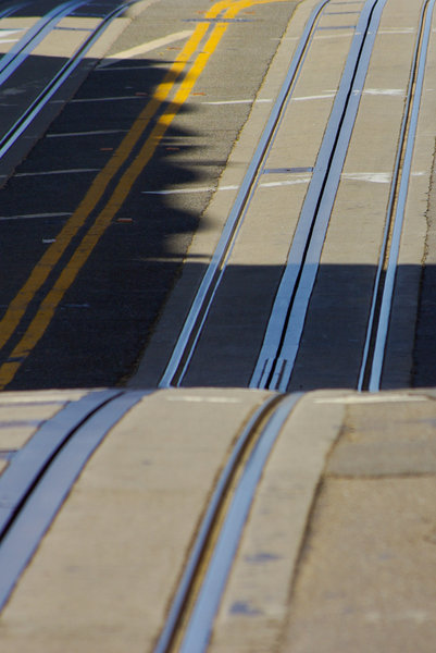 Cable-car tracks 2