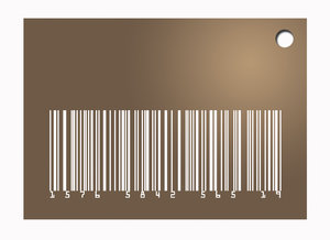 Barcode 2: A simple colour Barcode concept. Pretty neat huh ?