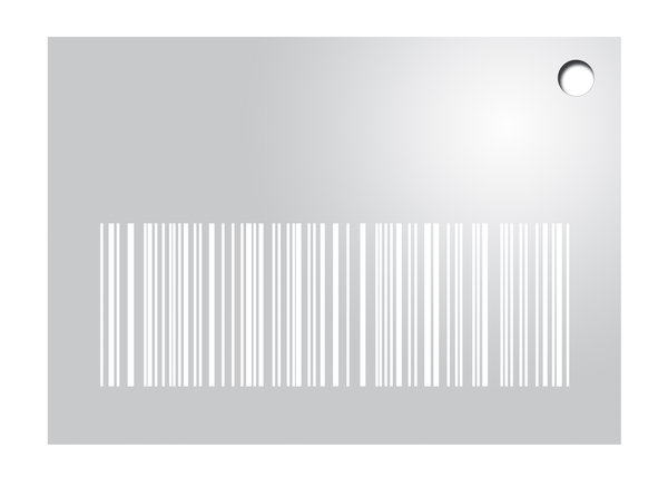 Barcode 6: A simple colour Barcode concept. Pretty neat huh ?