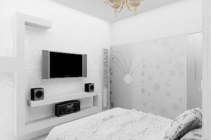 Quarto design interior
