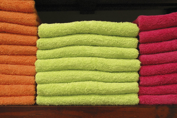 Bright Towels: Towels.NB: Credit to read