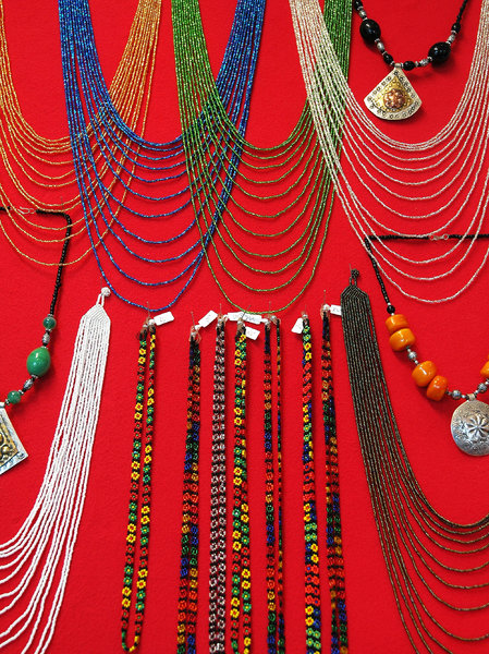 Jewellery at the Market