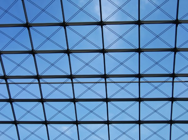glass roof texture: glass roof texture