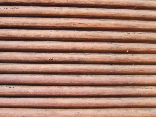 horizontal brown wood texture