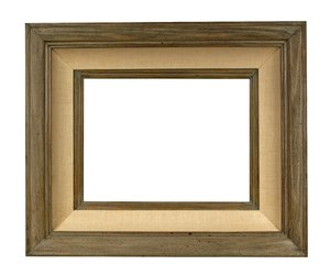 Picture Frame: One of a series of picture frames.