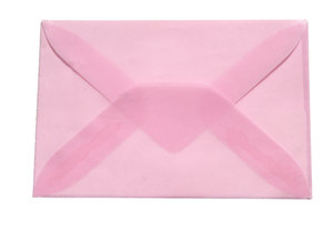 pink envelope 2: time to write a message
