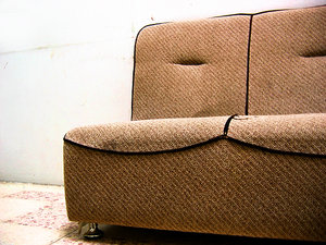 Quiet Sofa: Larger version available upon request.