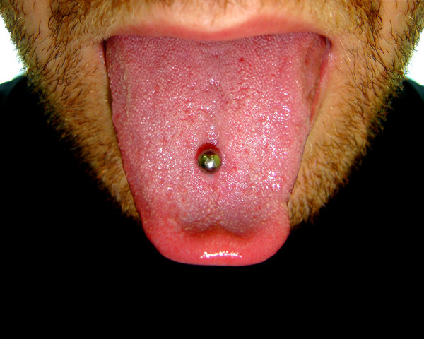 till my tongue bleeds: my tongue