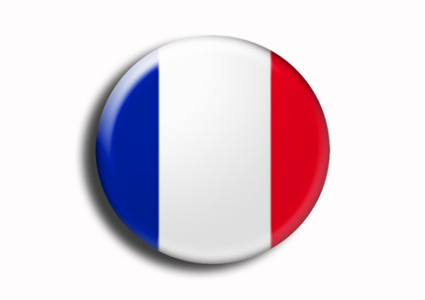 France: French national flag