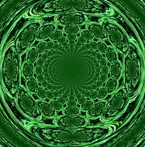 green structure: No description