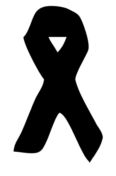 Black Ribbon: In memoram.
