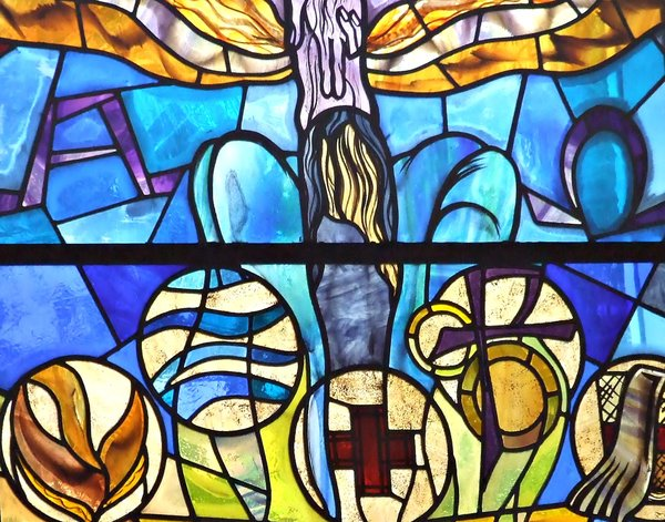 glass story: stained glass - art glass windows