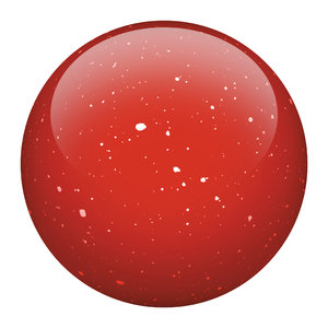 Speckled Ball 5