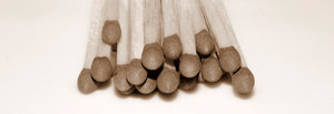 Brown headed matches in sepia