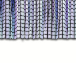 curtain: abstract background