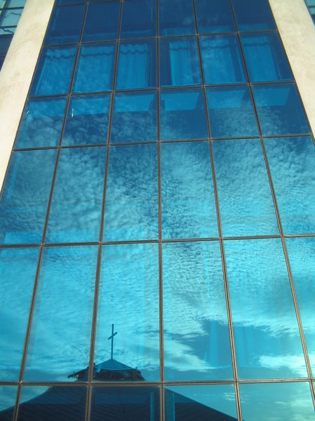 Blue 4: Museum of the Lutheran University of Brazil, city of Canoas, RS