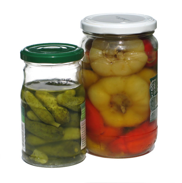 pickling: none