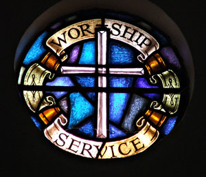 Christian call window