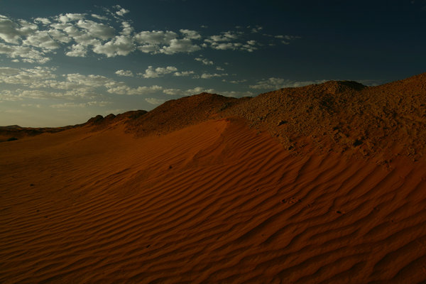 The secret of the sahara: Sahara's landscapes
