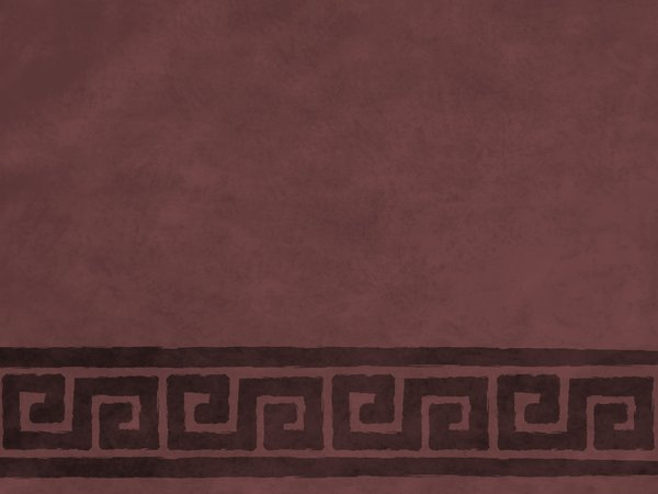 Maroon Textured Border