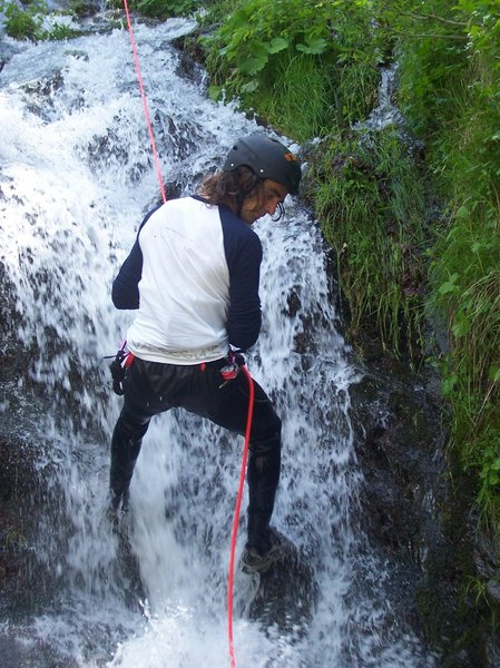 CANYONING: No description