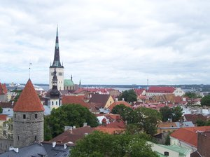TALLIN: shots taken in Tallinn, capital of Estonia