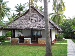 AFRICAN BUNGALOW: No description