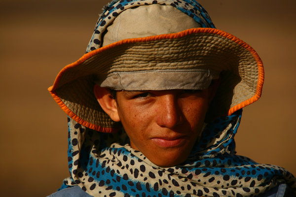 The secret of the sahara 3: People and landscape of Sahara