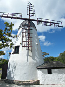 historic mill: historic South Perth mill in Western Australia