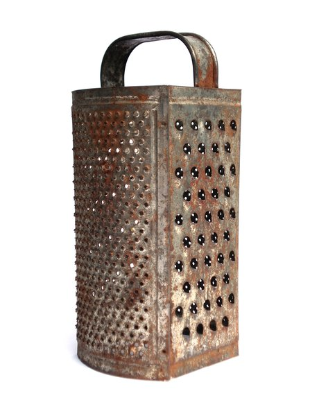 Old Rusty Grater 1