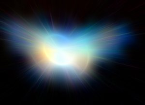 Angel Light: Abstract of rays and light which looks angelic. Could represent a range of concepts.