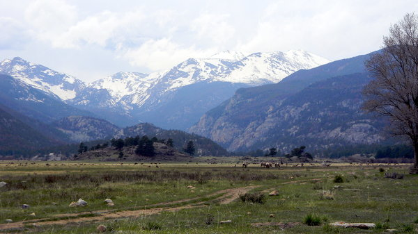 Rocky Mountain National Park: