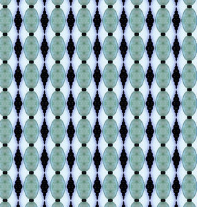 beady abstract pattern