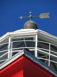 Lighthouse 2: Mouille Point lighthouse in Cape Town