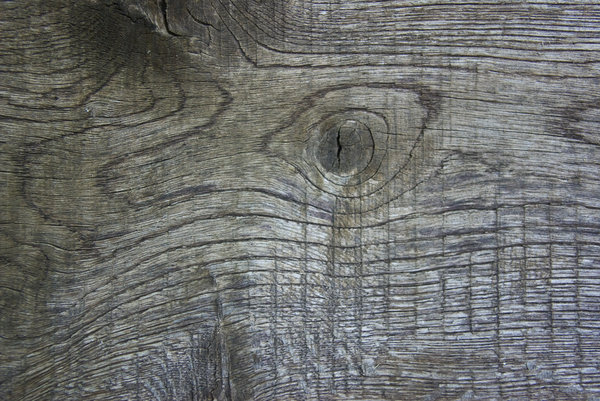wood: very old rough panel