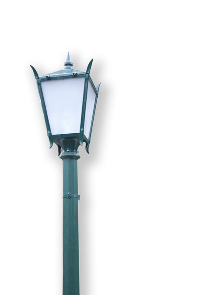 Street Lamp at West Point