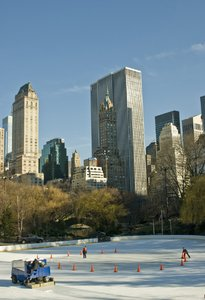Stock De Fotos Gratis Central Park South Skyline