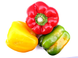 capsicum colours