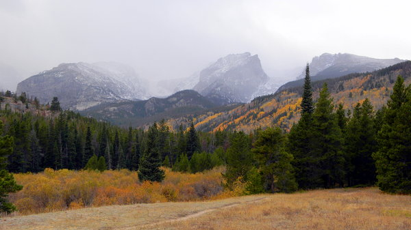 Rocky Mountian National Park