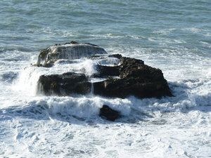 Coastal rocks 2: Erosion at sea