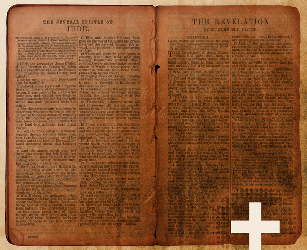 Bible Backdrop 3: Variations on a Bible background.