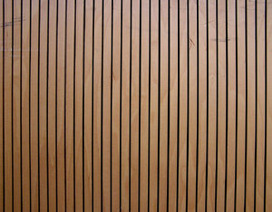 Plank fence: A fence made of planks.