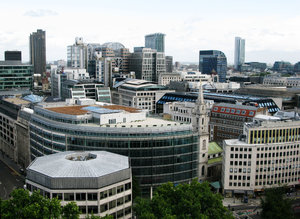 london: city view