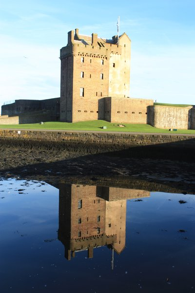 Broughty Ferry Castle