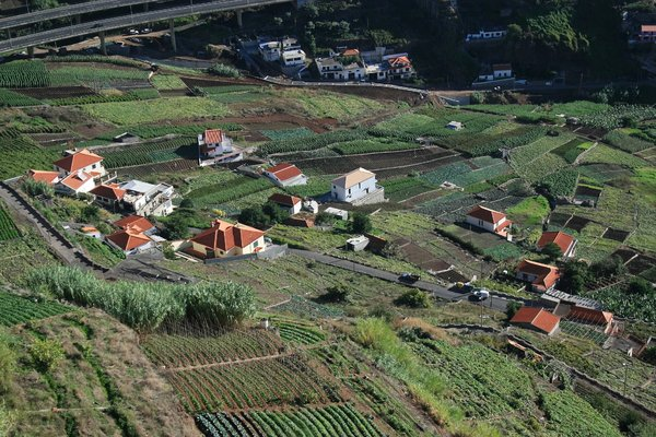 Village and smallholdings